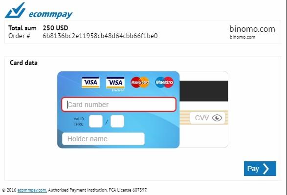 payment list broker