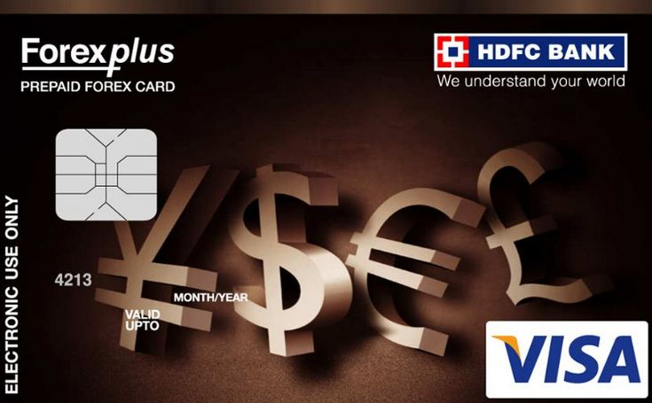 Hdfc corporate forex card zhengtang investments with high returns