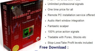Forex agency advisor 3